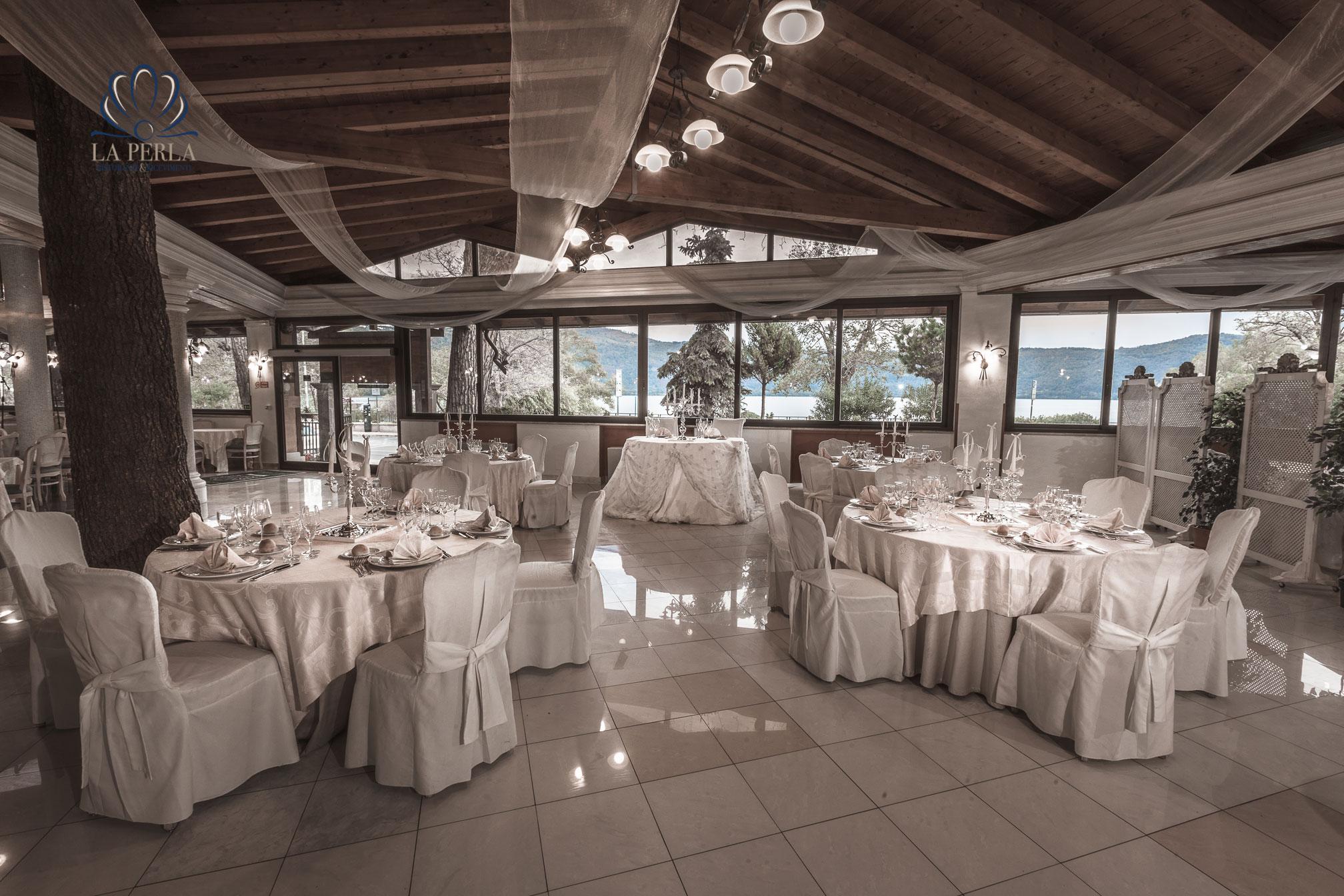 para mi práctico impaciente  La Perla del Lago – Ristorante Castel Gandolfo